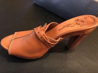 Zapato zueco Berska
