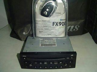 Radio cassette coche muy nuevo