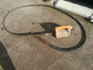 vibrador de hormigon electrico