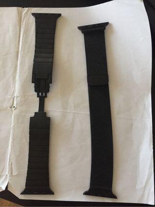 Iwatch correas metalicas 42 mm