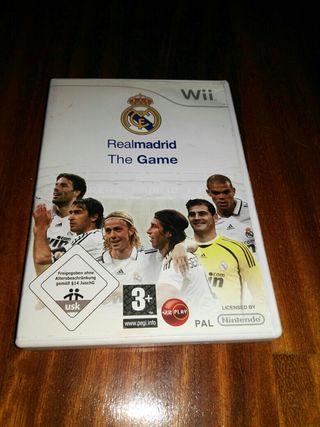 Juego Real Madrid