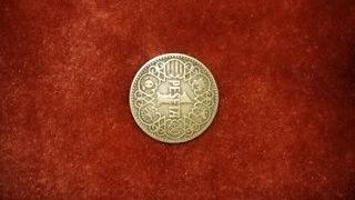 1 peseta muy rara de 1944