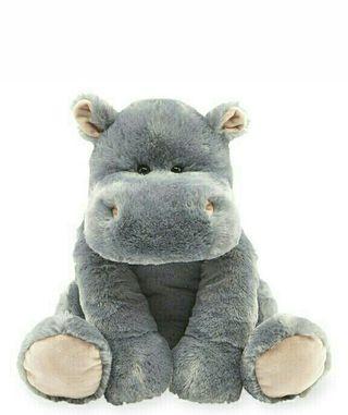 Peluche Hipopótamo Nuevo 40cm