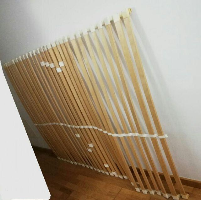 SOMIER 1,40 CAMA DE IKEA