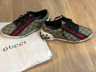 Zapatillas Gucci de segunda mano en WALLAPOP aac1a473e44