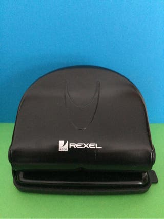 Perforadora de papel Rexel