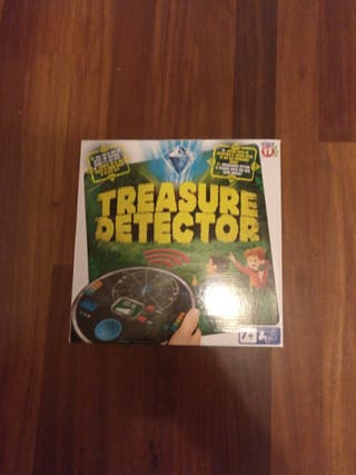 juego treasure detector.sin usar.nuevo