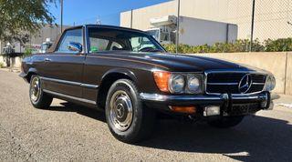 Mercedes-benz 450 SL 1972