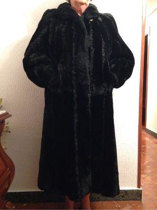 Abrigo muton astracan