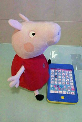 Tablet Infantil Educativa y Pepa Pig Niña