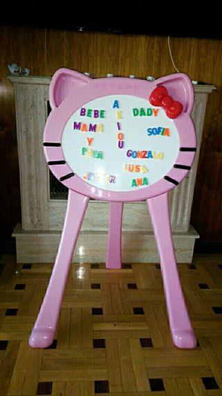 Pizarra Magnética Infantil Hello Kitty