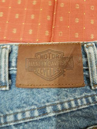pantalones vaqueros Harley Davidson