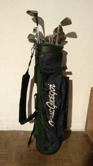 Set de 13 Palos de Golf Vintage