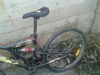 bici marca decathon