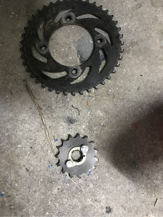 Piezas pit bike imr