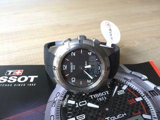 Reloj Tissot T-Touch titanio NUEVO