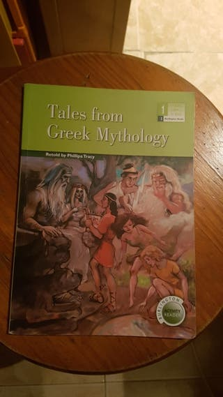 Libro lectura ingles TALES FROM GREEK MYTHOLOGY