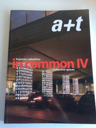 Libro revista. a+t in common IV