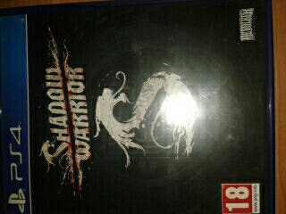 Shadow warrior juego ps4