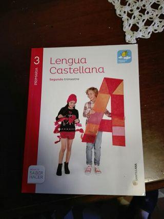 libro de lengua castellana 3 primaria