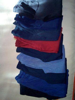 Pantalones chándal talla 4-5 años