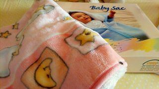 mantita de bebe