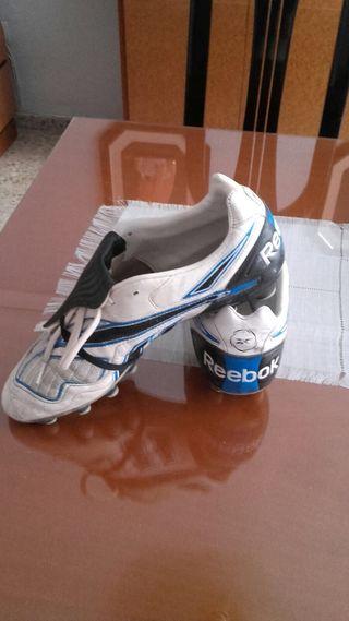 Botas de futbol Reebok Talla43