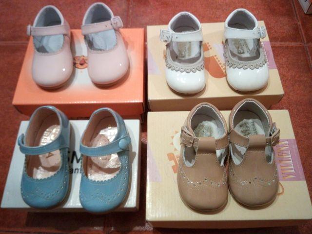 185339901ecd4 Zapatos niña