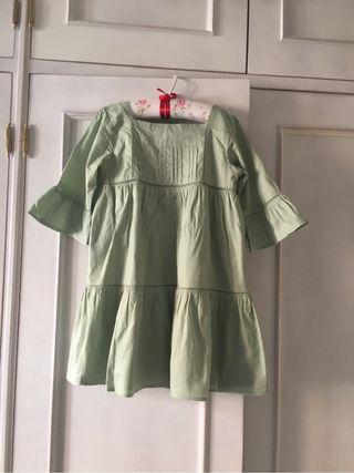 Vestido niña Talla 10. Sainte Claire