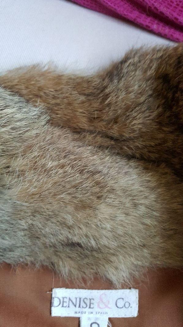 Abrigo de piel de DENISE &CO