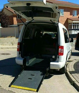 Volkswagen Caddy Maxi Adaptado para minusválidos