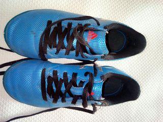 Zapatillas fútbol niño numero 30