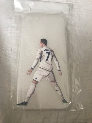 Iphone 7 coque CR7