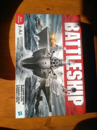 juego de mesa: Battleship