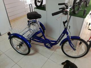 triciclo adulto nuevo
