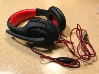 Auriculares gaming