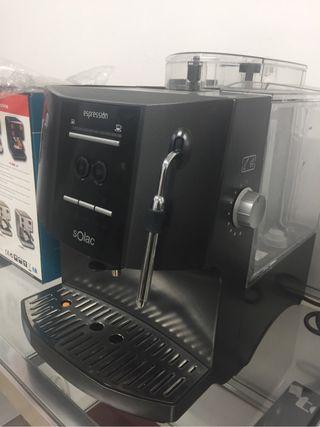 Cafetera Solac espression professional CA 4805