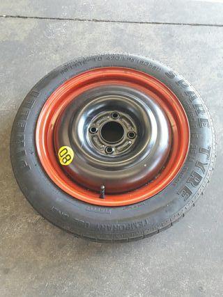 rueda repuesto