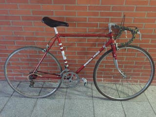 Bicicleta carretera clasica derby rabasa