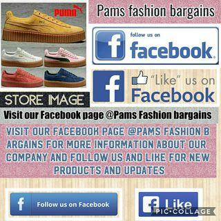 Pam's fashion bargains