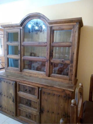Mueble mejicano.