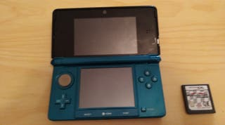 Nintendo 3ds + juego regalo