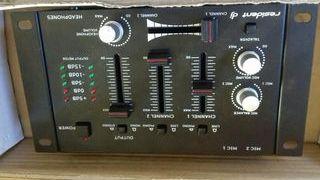 dj mixer nuevo a estrenar
