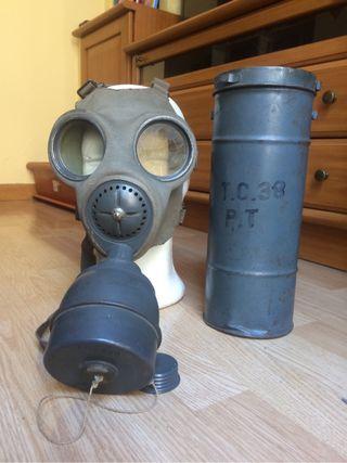 Mascara checa Fatra Guerra Civil VZ35