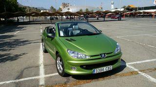 Peugeot 206 CC 1.6 con todos los extras