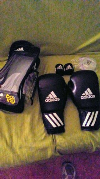 Pack boxeo Adidas