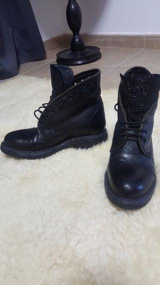 botas botines zapatos mujer chica