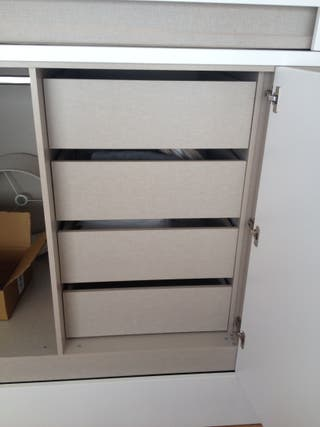 Cama casita niña con armario