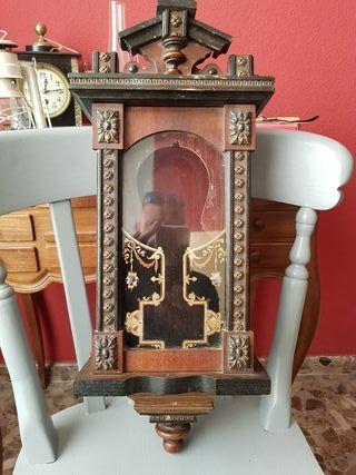 caja para reloj de madera
