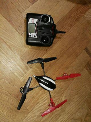 X-Drone Evolution+Camara+Dos baterias